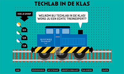 Techlab in de klas